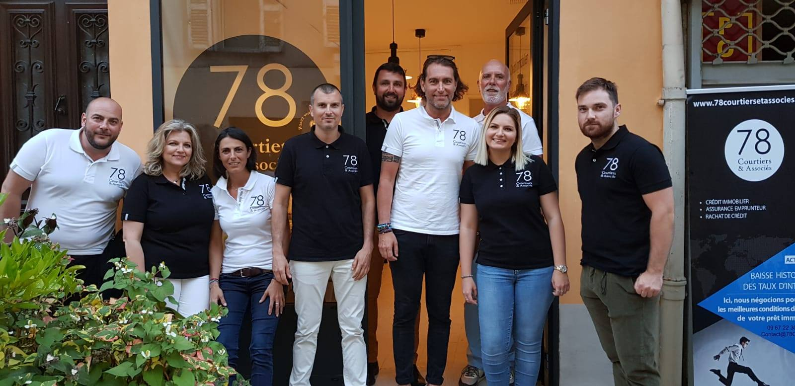 Agence Courtier Marseille, L'agence