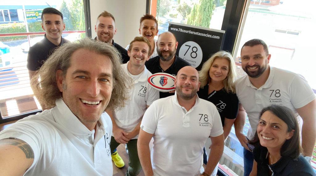 Equipe de 10 Courtiers en crédit immobilier à Marseille